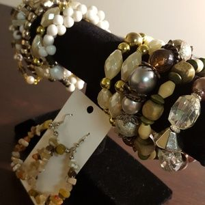 Lot Jewelry Collection 11 Items